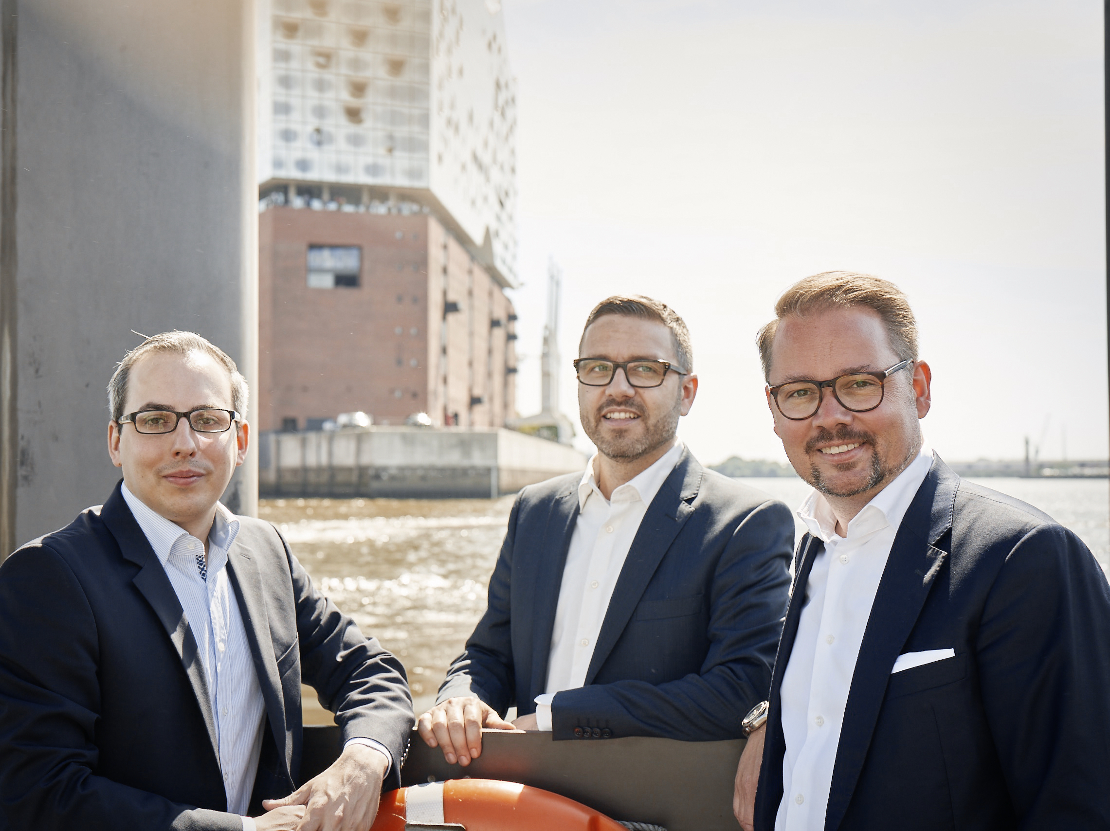 Oliver Engelken, Guido Pade, Robert Kabs